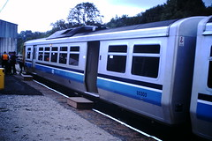 55303 (ee20213) Tags: wirksworth metrocammell wirksworthphoenix 55303 drivingmotorstandard dms freightonly class151 br britishrail 151002 dmu