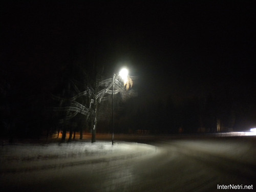 Ніч, Любомль, Волинь, Зима 2012  InterNetri 110