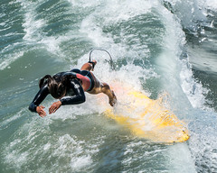 The Dive (davidgibby) Tags: surfboard surfinglife surfingphotography surfingpictures surfinfun