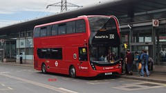 11036 Stagecoach London (KLTP17) Tags: trial sn18kuc 11036 adl enviro400 stagecoach london led blinds hanoverdisplays bus