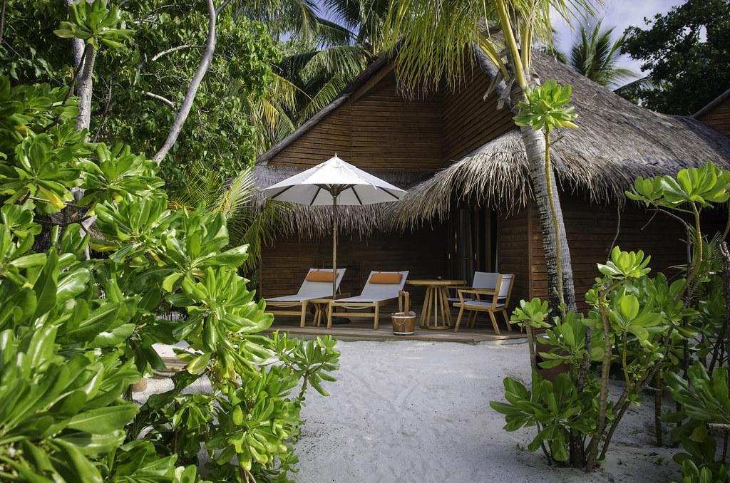 Beach Villa- Exterior