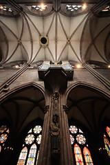 Freibürger Münster (CA_Rotwang) Tags: orgel pipe kirche church architektur baden württemberg münster altstadt freiburg breisgau architecture art kunst