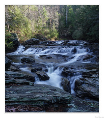 Winter Cascades (John Cothron) Tags: 5dclassic 5dc americansouth bigpanthercreek cpl canonef24mmf14l chattahoocheeoconeenationalforest clarkesville cothronphotography dixie galandscapephotography georgia georgialandscapephotography georgiaphotographer johncothron rabuncounty southatlanticstates southernregion thesouth us usa usaphotography unitedstatesofamerica afternoonlight circularpolarizingfilter cold creek environment falling flowing fog forest freshwater landscape longexposure nature outdoor outside protected rapids river rock rockformations scenic stream water waterfall winter img7306coweb8122018 ©johncothron2009 wintercascades