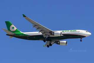 B-16311 A332 EVA AIR YBBN