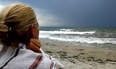 Relaxing (Ingrid Friis Photo) Tags: baltic sea scania sweden östersjön skåne girl woman kvinna
