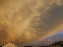 jellowcloud (GüF) Tags: himmel wolken sky clouds mannheim rain regen regenbogen rainbow