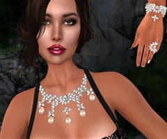 I'm ready for our evening darling. (parisevermore) Tags: designershowcase avada legendaire moondance fashion dresses romance cocktail formal jewelry jewels
