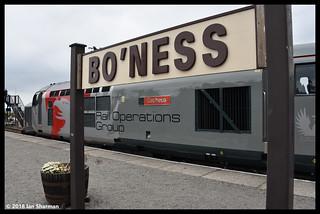 37884 Cepheus 15th July 2018 Bo'ness & Kinneil Railway