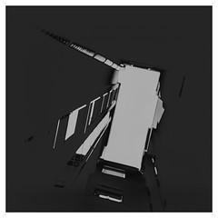 NO WAY OUT (Armin Fuchs) Tags: arminfuchs würzburg analog film holga ilfordfp4125 square 6x6 mittelformat mediumformat 120mm house light abstract