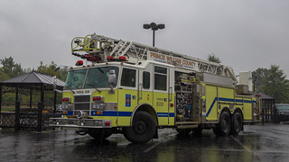 Truck 523, Prince William County Dept. of Fire and Rescue
