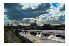 Ebbe (Onascht) Tags: d610digitalart tiede photoart art dslr water outdoor südfriesland clouds sun ship habour photoshop ebbe photography weather nikon boat northsea amateurphotographer lightroom kutter