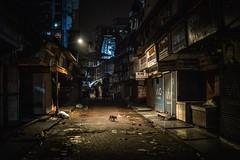 Mumbai nights (reinaroundtheglobe) Tags: mumbai india street dark moody nightphotography night city shops