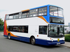 DSC02919 (martin 65) Tags: alx400 road transport derbyshire clowne public johnsons stagecoach group vehicle bus buses trident