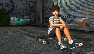 Young Sk8er