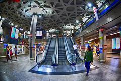 Metro Madrid. Spain (COLINA PACO) Tags: metro subway tube madrid spain spagna españa espagne
