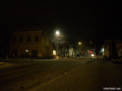 Ніч, Любомль, Волинь, Зима 2012  InterNetri 151