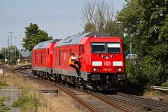 DB 245 022 Niebull (daveymills37886) Tags: db 245 022 niebull baureihe bombardier traxx