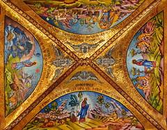Orthodox Church in Iaşi, România (gerard eder) Tags: world travel reise viajes europa europe romania iaşi iasi church kirche iglesia orthodoxchurch sacral sacralbuilding art arte paintings fresco fresken interior