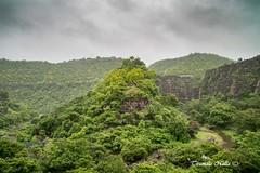 Ajanta caves landscape (tirumala nalla) Tags: ajanta ellora cave caves buddhist india pentaxindia pentax architecture rock rockcut pentaxk1 da1224
