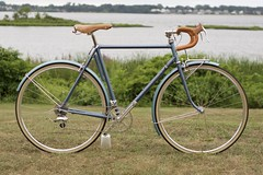 Mark's light randonneur (Chapman Cycles) Tags: