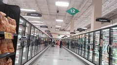 Relocated Aisle 12 (Retail Retell) Tags: oakland tn kroger millennium décor era store mirror image twin doppelganger reversed carbon copy former hernando ms fayette county retail 2018 remodel fresh local neighborhood flair historical images captions