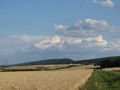 Thüringen Landblick (germancute) Tags: outdoor nature summer sommer landscape landschaft thuringia thüringen germany deutschland