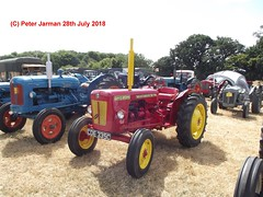 CDE 355C (Peter Jarman 43119) Tags: dacorum steam country fayre