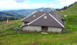 SF_DSC04960 - Balachaux, Alpine pasture farm, Gruyère region - Switzerland