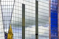 VII (emerge13) Tags: anjouquébec architecture architecturedetails modernarchitecture buildings édifices windows reflections saariysqualitypictures