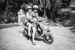 ~Letting go of Fear~ (cheryl c.) Tags: bermuda chris celebrating50 myboy facingfear lettinggo 2018anniversarytripbermudachriscoconutsrestaurantelbowbeachfujixt2fuji23mmf14lenshorseshoebayjaxsonjennajimbeachesbokehfamilyflowersfuji18135houseshybiscusjulialiammepeoplepinkorleanderpoolscooterskystreetphotogr moped throughherlens familyfun explore 146