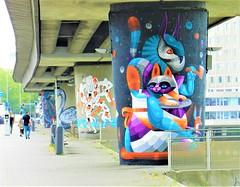 Rotterdam Art Ride [ROAR] (JoséDay) Tags: roar rotterdam graffitiproject streetart rotterdamartride iameelco daanbotlek oko maashaven rijnhaven