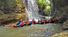 Sungai Santirah (Explore Pangandaran) Tags: greensantirah santirah rivertubing pangandaran arungjeram rafting bodyrafting ciamis parigi selasari desaselasari jawabarat wisatasungai
