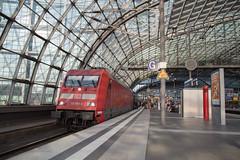 DB 101 061 Berlin Hbf (daveymills37886) Tags: db 101 061 berlin hbf baureihe hauptbahnhof