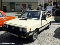 FSO Polonez MR87 (Adrian Kot) Tags: fso polonez mr87