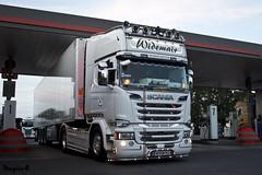 "Scania R Streamline Topline "" WIDEMAIR "" (A) (magicv8m) Tags: scania r streamline topline widemair a v8 geiselwind camion tir trans transport lkw"