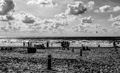 20180811_170244-2 (durr-architect) Tags: kids sea beach castricum zee sand water cloud sky light monochrome