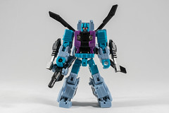 DSC07675 (KayOne73) Tags: iron factory legends scale transformers transformer robot toy figures 3rd party sony a7rii nikkor nikon 40mm combaticons bruticus combiner class war giant micro macro lens dx