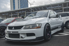 Mitsubishi Lancer Evolution IX MR (CT9A) (Justin Young Photography) Tags: cars manila philippines stancepilipinasmanilafitted mitsubishi lancerevolution evoix ct9a