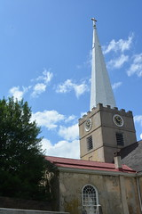 New Castle, DE - Immanuel Episcopal Church (jrozwado) Tags: northamerica usa delaware newcastle church episcopal immanuel steeple