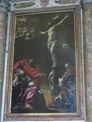 20170525 Italie Gênes - L'Eglise de Jésus - Simon Vouet -(1590-1649)-001 (anhndee) Tags: italie italy italia gênes genova church église eglise peintre peinture painting painter