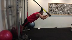 TRX Tricep Extensions (personaltrainertoronto) Tags: triceps huge arms big muscles muscular bodybuilder fitness fit model gym weights workout exercise trainer training personal trx suspension extensions bodyweight