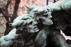 Prag - Denkmäler & Skulpturen - 7 (fotomänni) Tags: denkmal statue skulptur skulpturen sculpture prag praha prague manfredweis