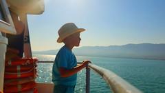 #theo #sea #mer #seaside #boat #bateau (Ben Heine) Tags: seaside theo mer bateau sea boat