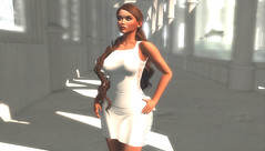 Nights In White Satin (♥Kelly Parker♥) Tags: secondlife second life sl virtual 3d avatar fashion beauty blog blogger blogging secondlifeblog secondlifeblogger secondlifeblogging virtuallifeblog fashionandbeautyblog virtualfashion slblog slblogger slblogging photography slphotography slfashion style stylish lamb hair ari new uber glam affair glamaffair skin applier patty lelutka bento head bentohead euphoric eyes makeup powderpack maitreya maitreyabodyapplier justbecause just because newmainstorerelease leanne dress white satin lace detail sheer beautiful silk pretty classy elegant amala foxcity pose bentoposes secondlifelooksgoodtoday