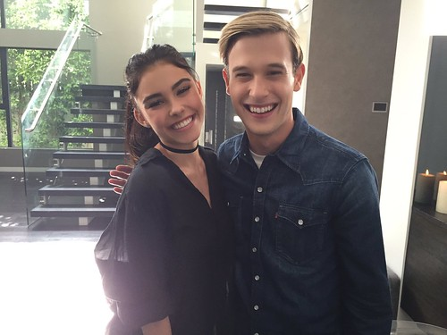 Madison Beer and Tyler Henry