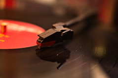 Vinyle (DaWaaaaa) Tags: vinyle disk stilllife closeup