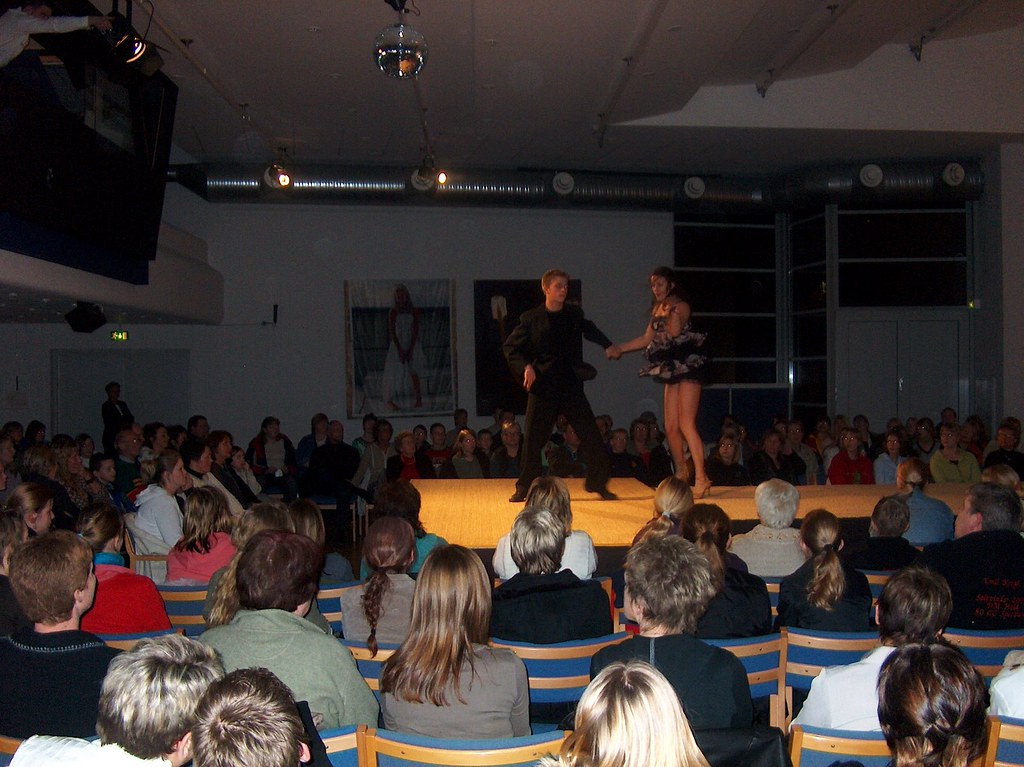 Modeshow Ecco 2006
