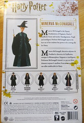 Minerva McGonagall (Foxy Belle) Tags: harry potter doll 2018 walmart barbie mattel movie packaging box new nib professor minerva mcgonagall witch teacher celebrity