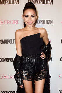 Madison Beer at Cosmopolitan Red Carpet