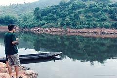 IMG_2511 (photogonia) Tags: cina pesca pescatore caught yellowcheek carp 鳡鱼 lure fishing bait lurefishing lake catch hunan xiangxi huaihua flyfishing